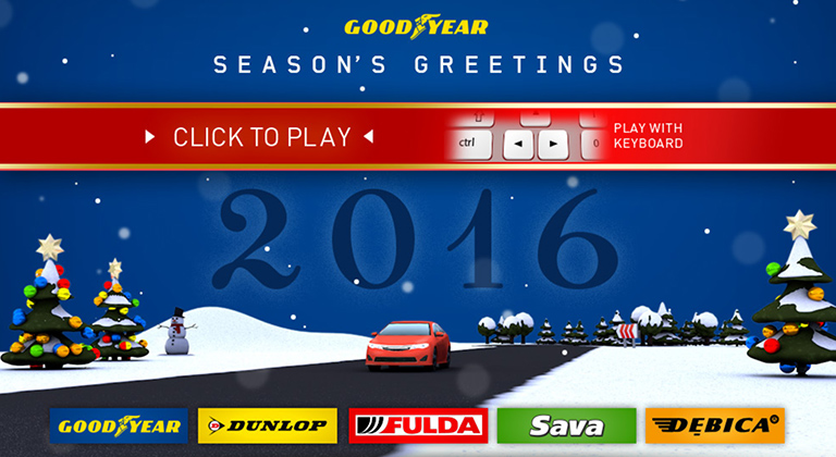 GOODYEAR Seasons Greetings 2015